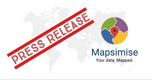 Mapsimise goes live 1st October 2019